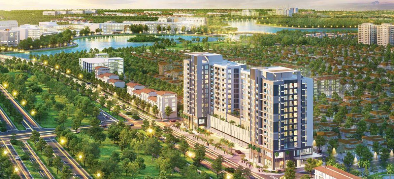 Dự án căn hộ Urban Hill Phú Mỹ Hưng